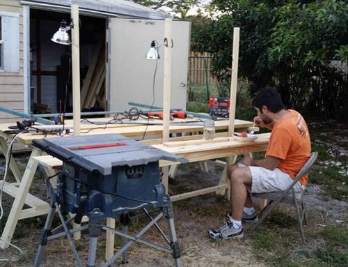 The Confidence & Insecurity of a Woodworker
