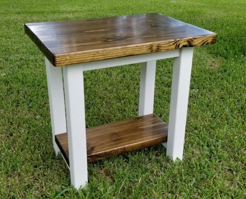 Hampton Collection End Table
